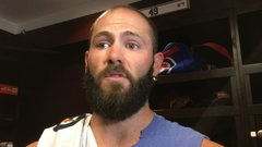 Arrieta: 'Not upset or mad' at Montero