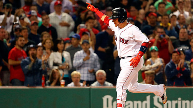 MLB: Twins 2, Red Sox 9