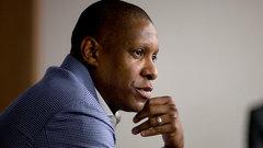 Report: Knicks targeting Ujiri to replace Jackson