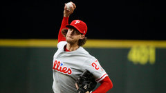 MLB: Phillies 8, Mariners 2