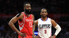 Smith confident CP3, Harden will avoid chemistry issues