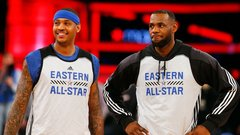 Melo willing to accept buyout to go to Cavs