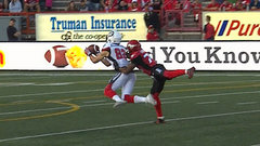 CFL Must See: Ellingson lays out for ridiculous 44-yard catch