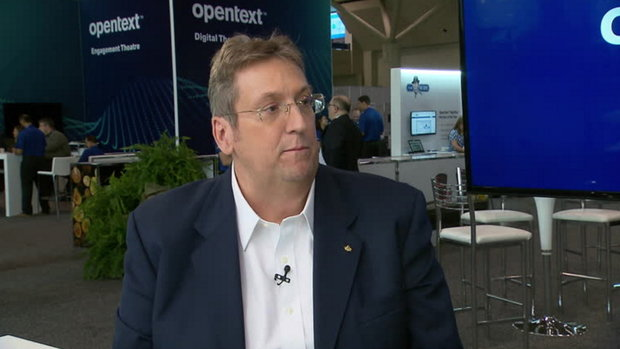 OpenText takes aim at IBM with new AI platform