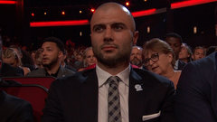 Giordano honoured at ESPYS as Humanitarian of the Year