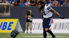 Penalties cost Argos and Karen in Blue Bombers' win