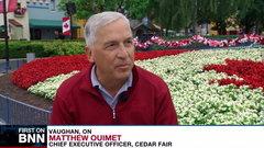 Canada's Wonderland poised for 'something interesting' amid hints of new hotel
