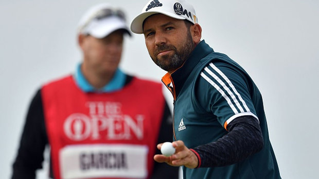 By the Numbers: Sergio Garcia at The Open