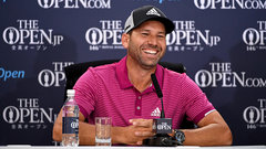 Garcia hopes to add Open Championship to major win column