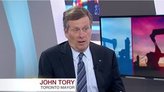 Mayor Tory wants provinces, cities to collaborate on marijuana legalization