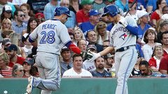 Were the Blue Jays 'lucky' to win on Monday night?