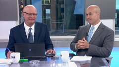 Tim Regan, Managing Director at Kingwest & Company joins BNN to discuss the U.S. markets and why they are overvalued.