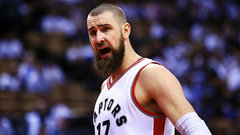Raptors 'not trying to give away' Valanciunas