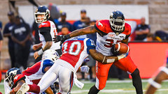 Stamps 3-in-3: Why the slow start for Jerome Messam?