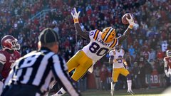 Best eye-popping catches in college football