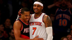 Would Carmelo be a good fit in Portland?