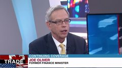 No downside to Ottawa openly discussing its NAFTA objectives: Joe Oliver