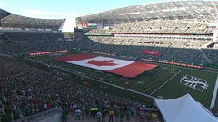 Must See: Mosaic opens with fans singing 'O Canada' on Canada Day