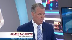 Risks may be rising in the U.S. equity market with valuations above historic norms, but James Morrow, manager of the Fidelity U.S....
