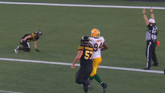 Collaros quick strike to Tasker