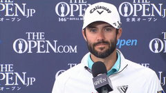 Hadwin struggles in windy first round