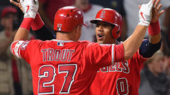 MLB: Nationals 0, Angels 7