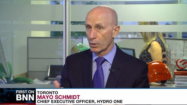 Hydro One CEO says Avista was 'comfortable' with province's role as largest shareholder