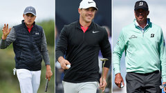 The Open: First Round Highlights