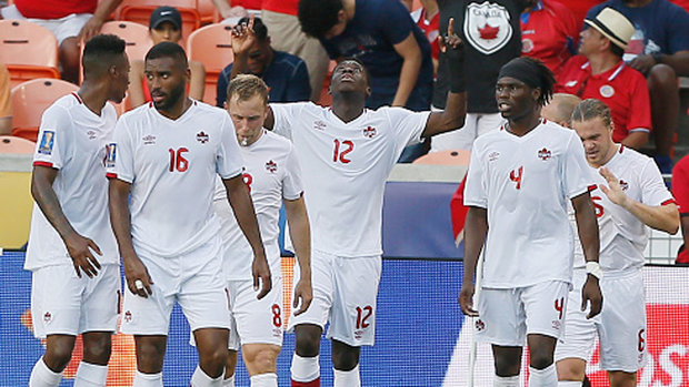 Expect a wide open game between Canada and Jamaica