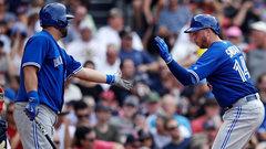 MLB: Blue Jays 8, Red Sox 6