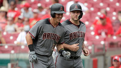 MLB: Diamondbacks 12, Reds 2