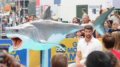 Future headlines: From Phelps vs. Shark to OJ shunning the spotlight & much more