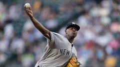 MLB: Yankees 4, Mariners 1
