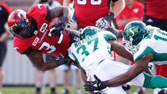 CFL: Roughriders 10, Stampeders 27