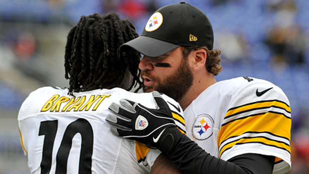 Roethlisberger, Bryant in need of heart-to-heart