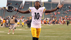 Steelers handing Bryant starting spot back