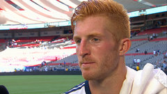 Parker on Whitecaps' loss: 'We let in some soft goals'