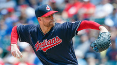 MLB: Blue Jays 1, Indians 8