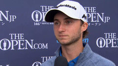 Connelly on first Open: 'It was mission accomplished'