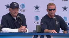 Garrett says Cowboys believe in Elliott
