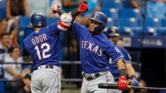 MLB: Rangers 6, Rays 5