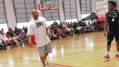 LaVar Ball pulls his team off the court in forfeit