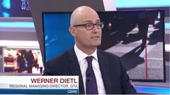 Werner Dietl, regional managing director for the GTA at CBRE, joins BNN to talk about why Toronto's tech market is growing faster than...