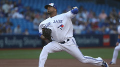 Jays hope to rebound from series sweep