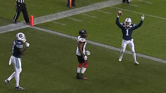 Coombs regains the lead for Argos