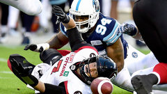 Argos' defence steps up, offence starting to come together