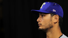Rangers leaning toward trading Darvish