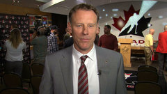 Burke excited for challenges of selecting Canada's Olympic roster