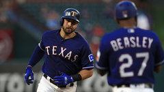 MLB: Marlins 4, Rangers 10