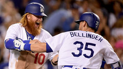 MLB: Twins 4, Dodgers 6